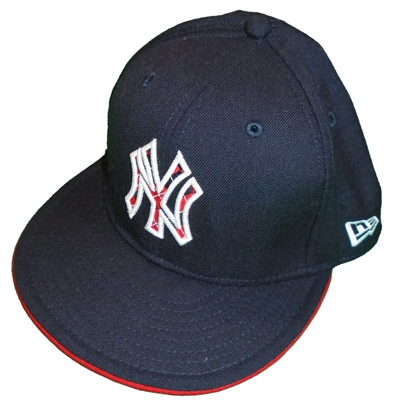 67ef8a185 New Era Accessories | Ny Yankees Mlb Official Fitted Hat | Poshmark